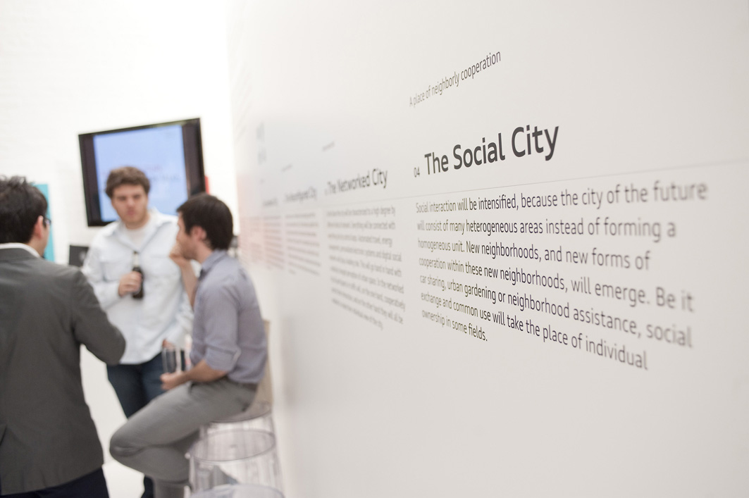 AUDI Urban Future Initiative in New York