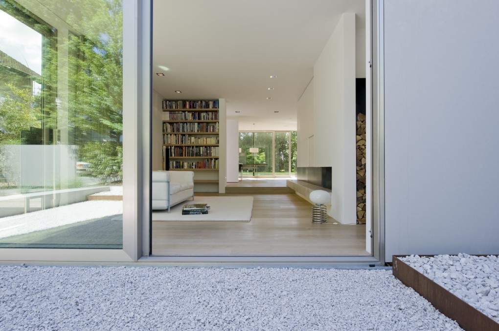 Haus KA von Lynx Architekten