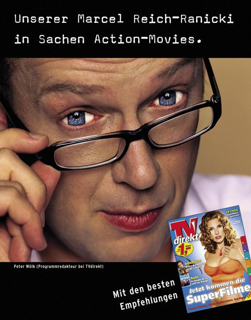 TV Direkt Werbekampagne