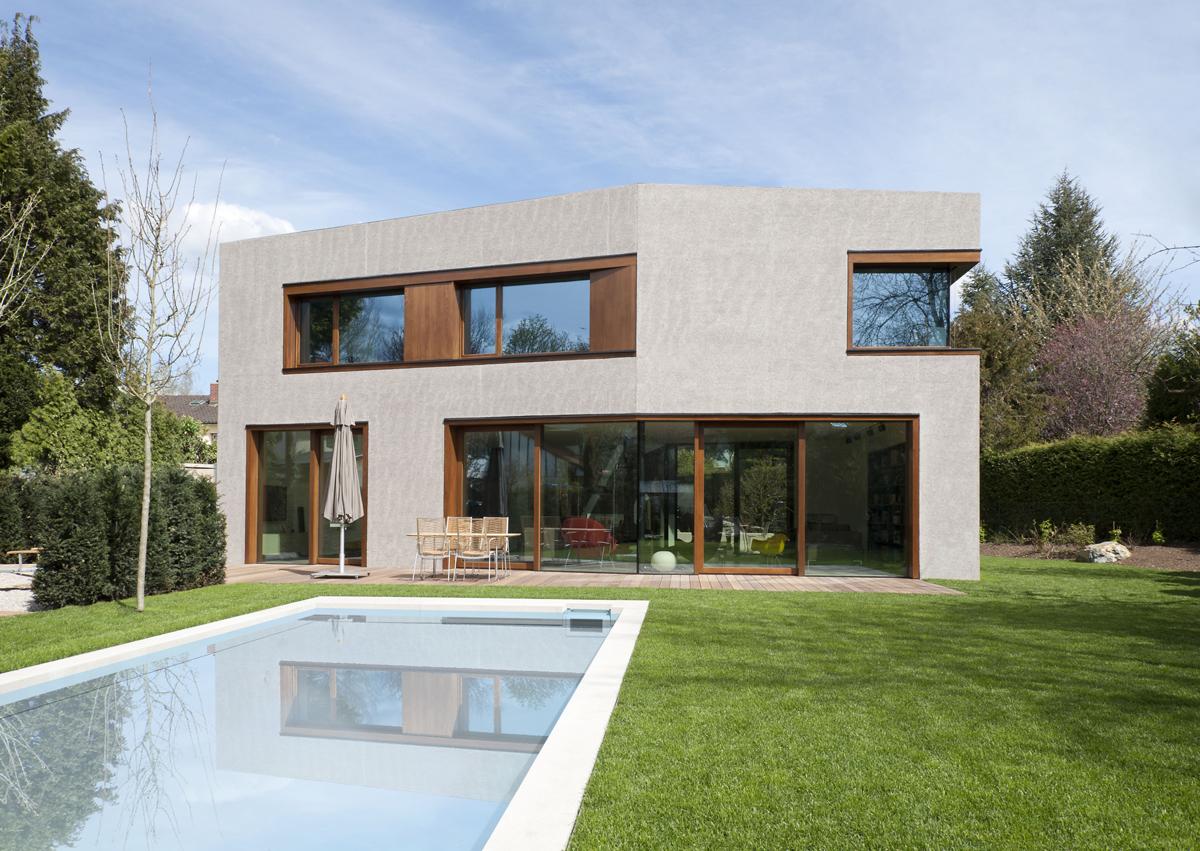 Haussk von lynx architecture gunter bieringer portfolio - Lynx architecture ...