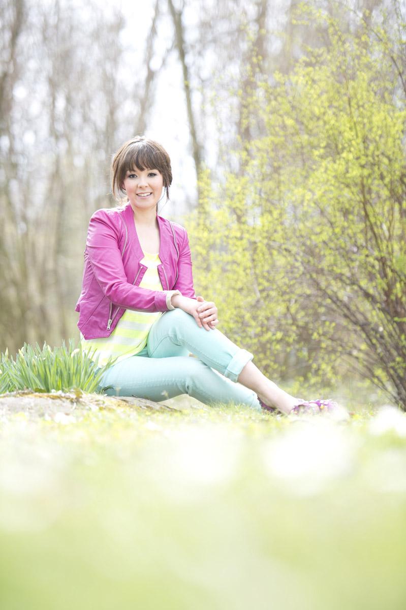 Nela Panghy-Lee für Pro7 und TV-Direkt