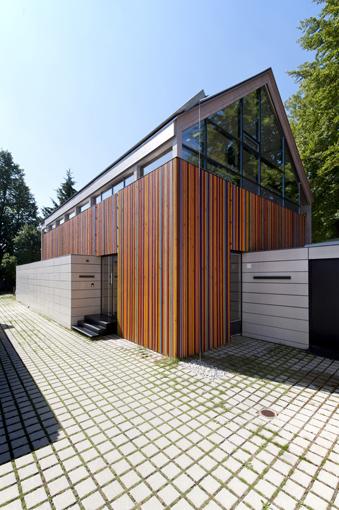 Wohn – Bürogebäude Isen Architekten : Geraldine Frisch und Sebastian Kruppa