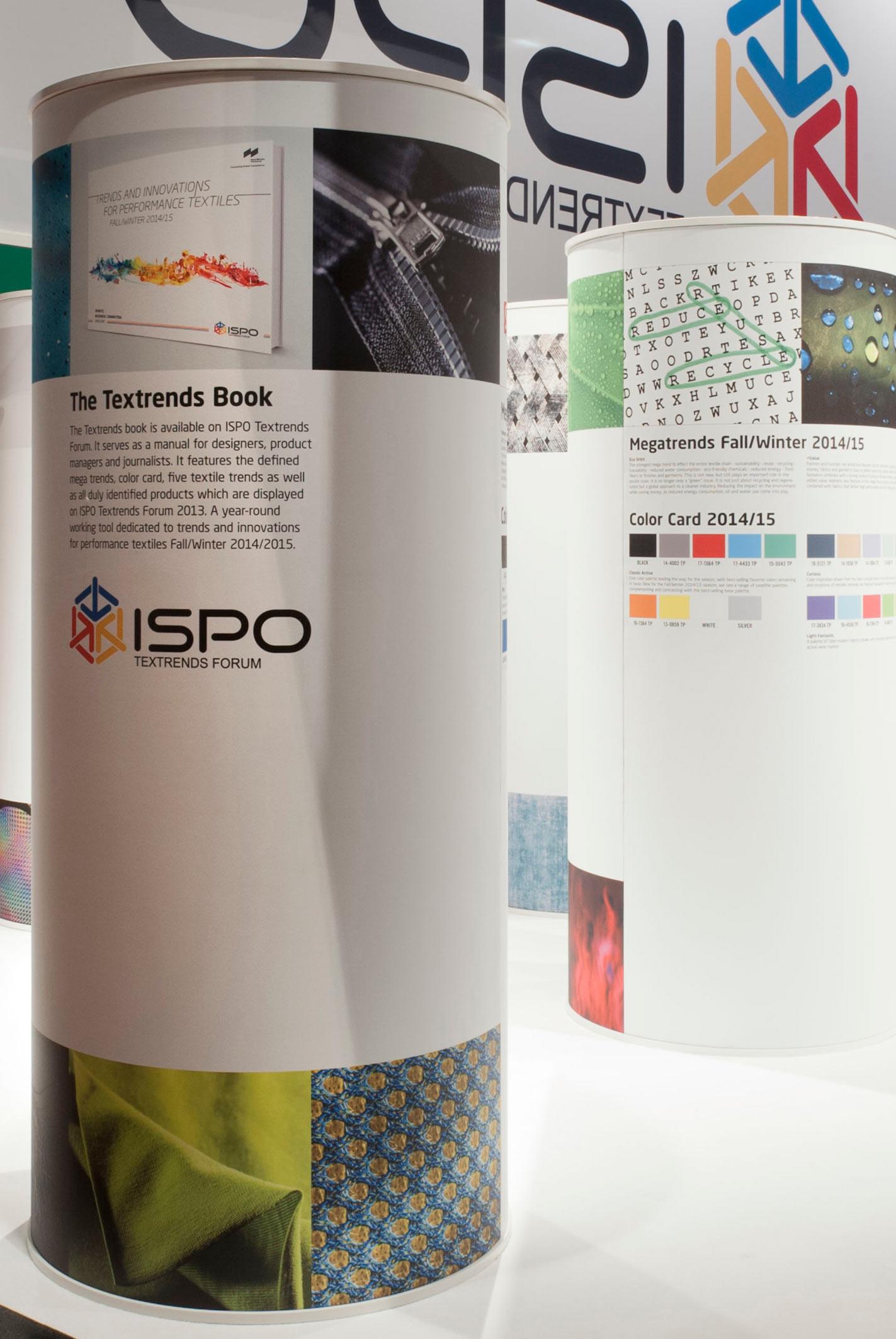Messestände Ispo2013 für MEPLAN GmbH