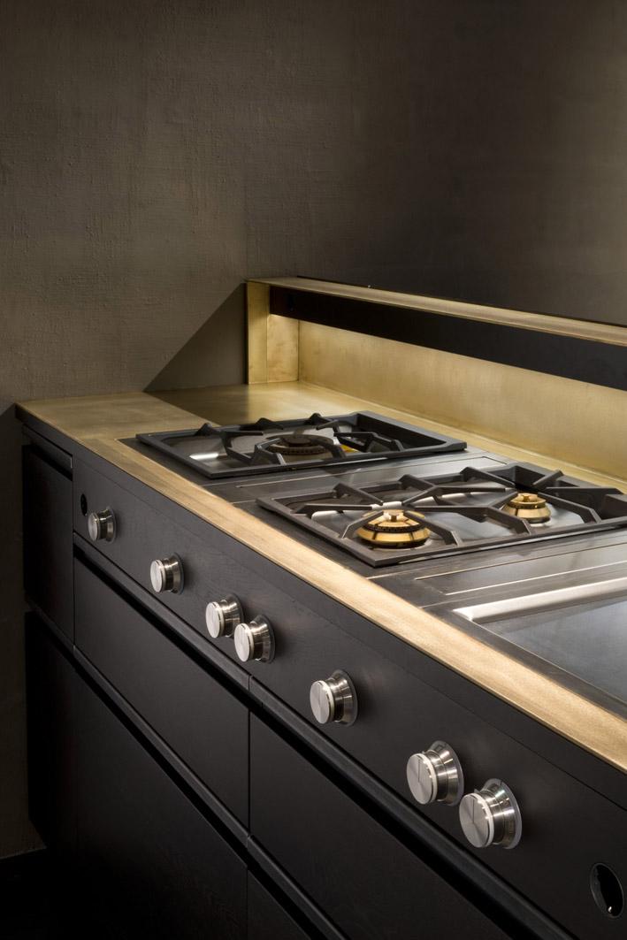 Seven Elohim – Gaggenau Küche