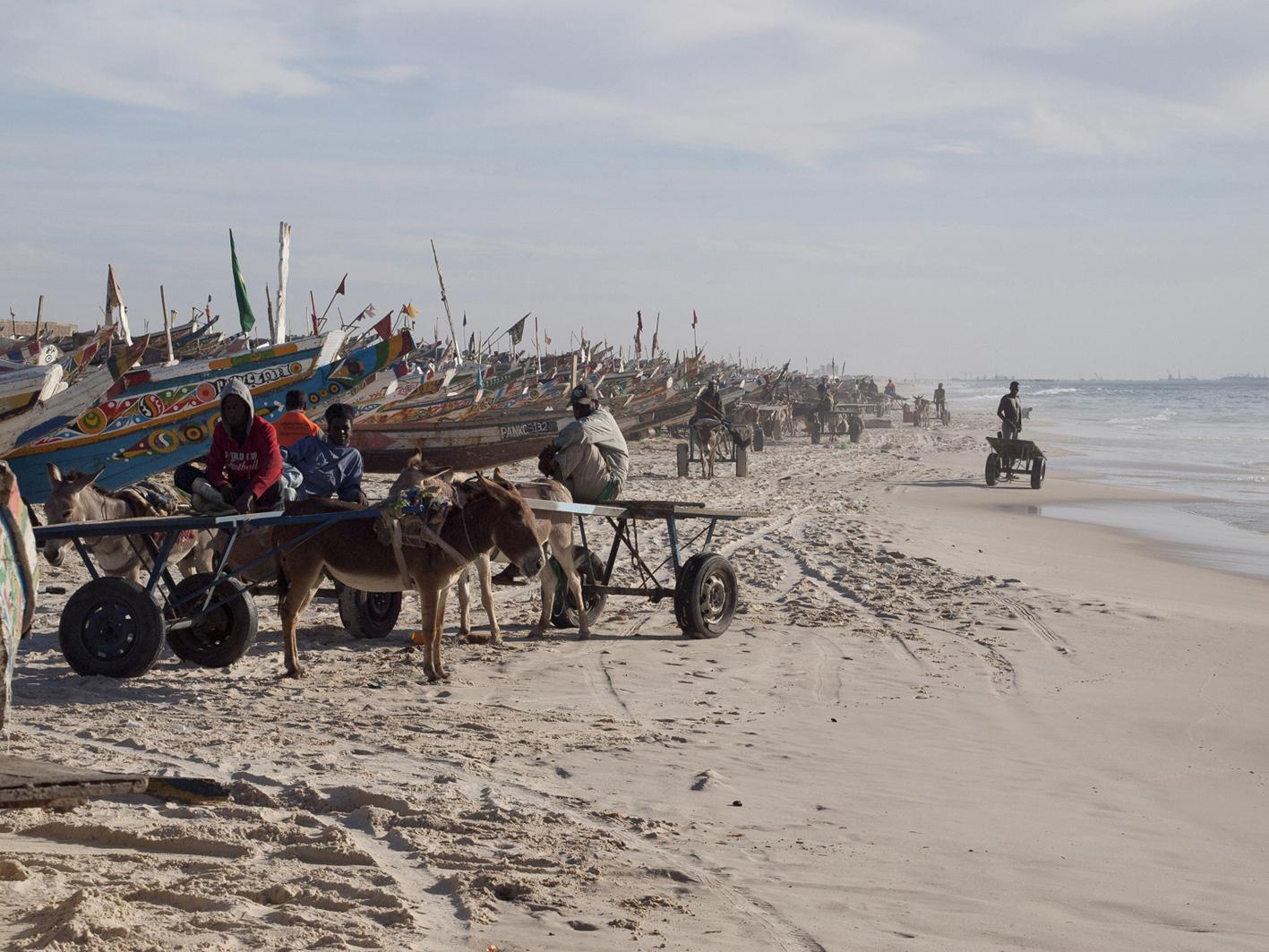 Mauretanien