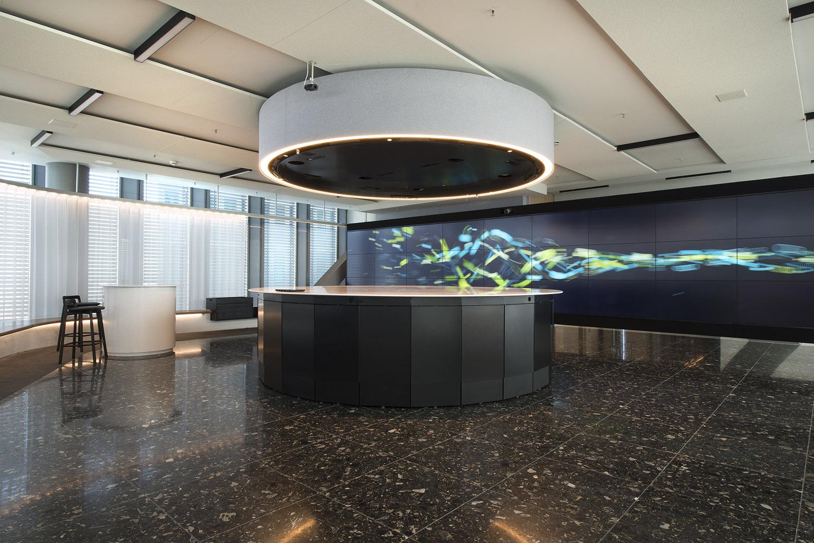 IBM-München  Innenausbau von Baierl+Demmelhuber